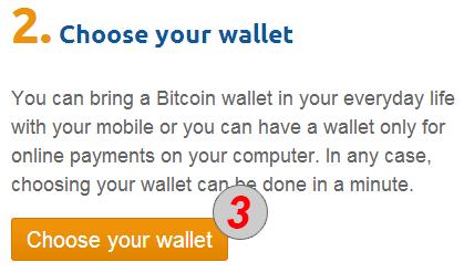 כיצד לפתוח ולהשתמש בארנק ביטקוין המותקן על המחשב 3