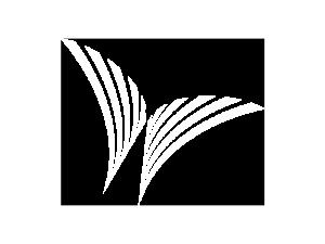 הלוגו של כסף דיגיטלי בלבן